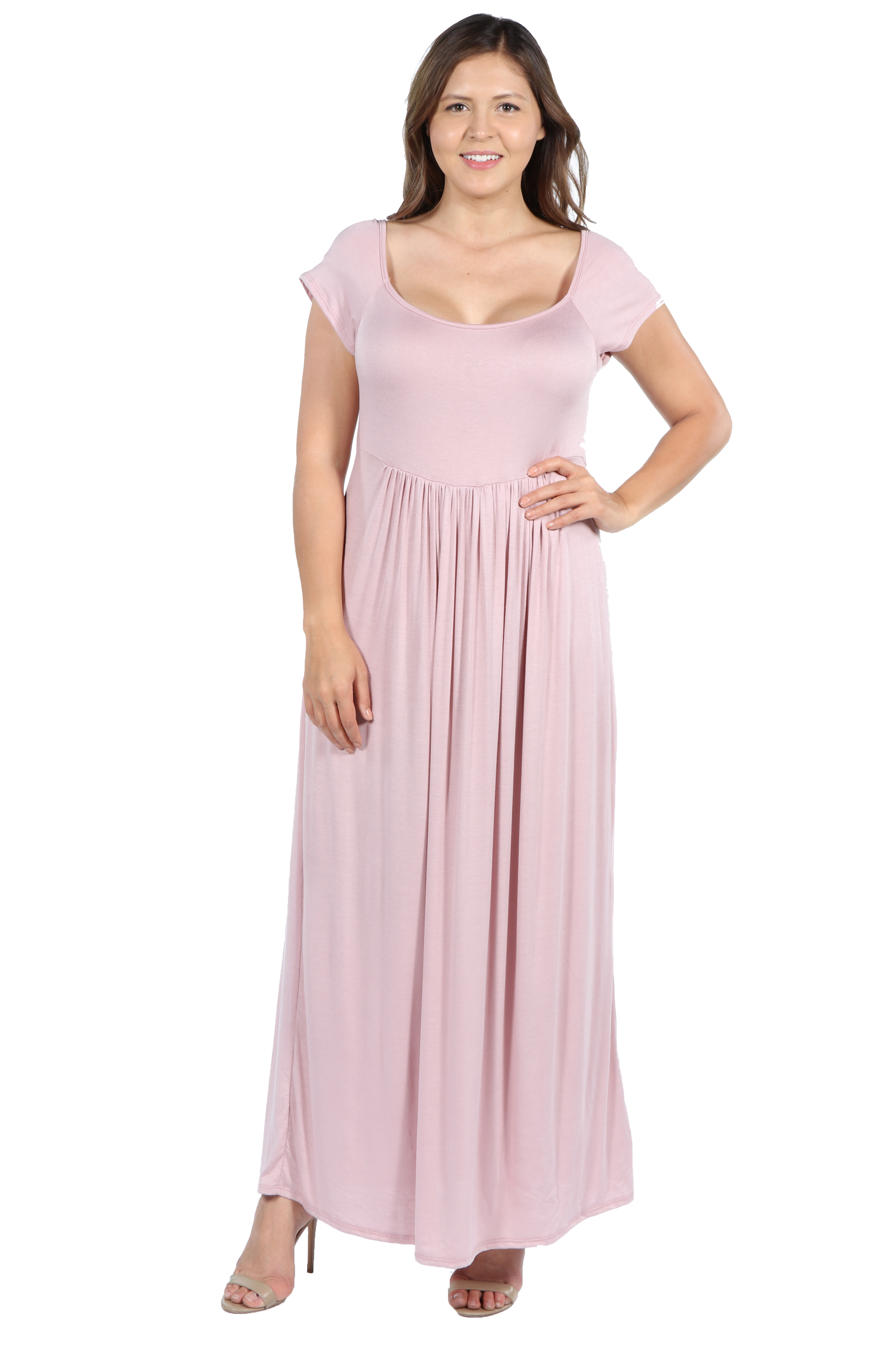 Cool Drink of Water Plus Size Dress