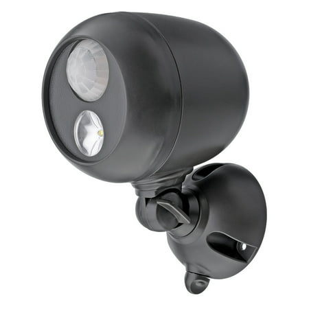 - Mr. Beams MB360 Wireless LED Spotlight with Motion Sensor and Photocell