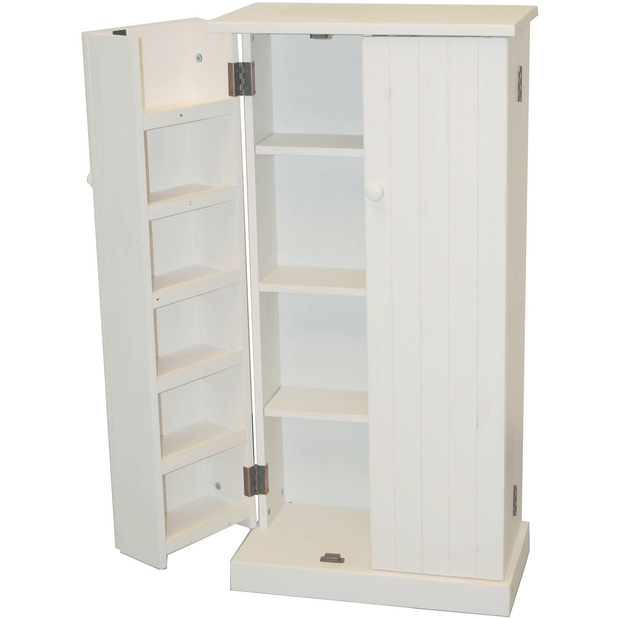 High Quality Versatile Pantry, White   Walmart.com