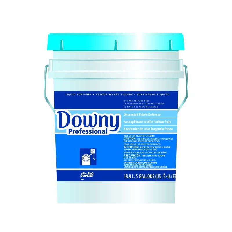 Proctor & Gamble Pro Line Downy Laundry Softener, 5 gal pail