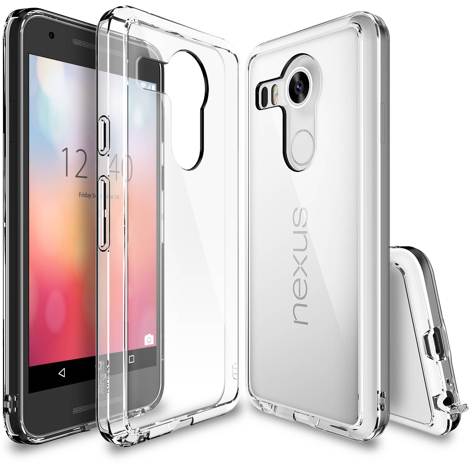 Ringke FUSION Case for Google New Nexus 5X 2nd Generation