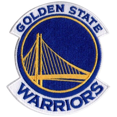 Golden State Warriors Embroidered Team Patch - No