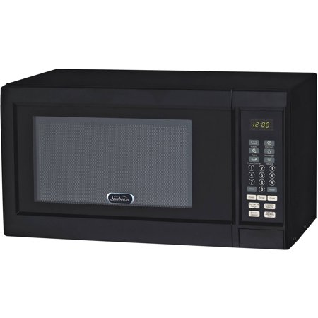 Sunbeam 0.9 cu ft Digital Microwave