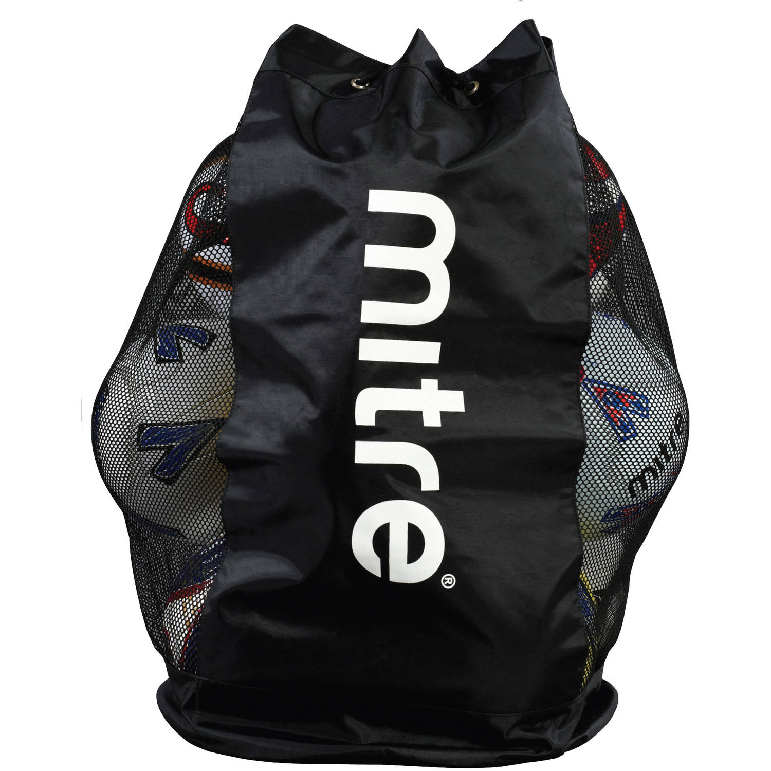 Mitre Nylon/Mesh Soccer Ball Bag