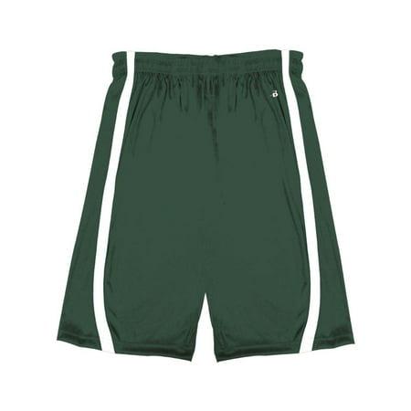 Badger Athletics B Core Youth B Slam Reversible Shorts