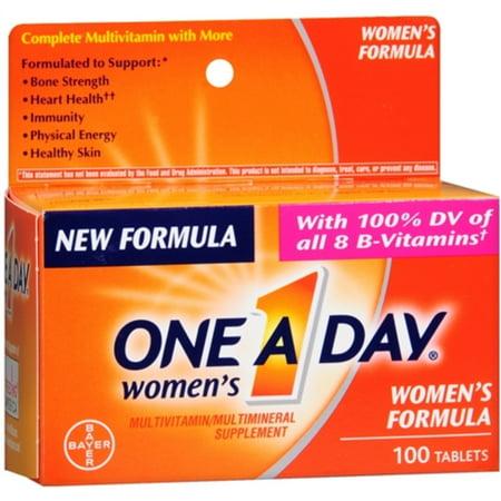 Les comprimés 100 comprimés de One-A-Day femmes