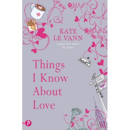 Things I Know About Love - eBook