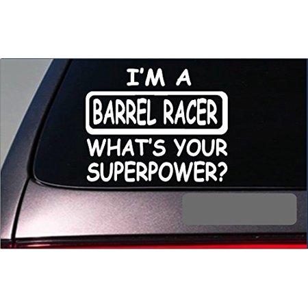 Barrel Racing 8