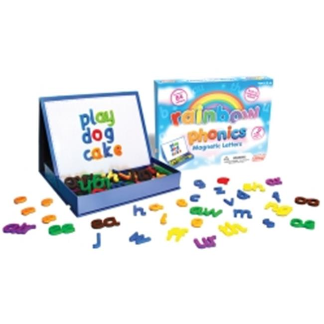 Junior Learning JRL194 Rainbow Phonics Magnetic Letters - image 1 de 1