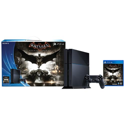 PS4 Batman Arkham Knight Console Bundle