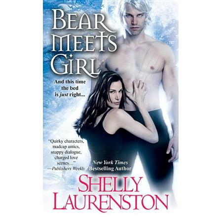 Pride: Bear Meets Girl (Series #7) (Paperback)
