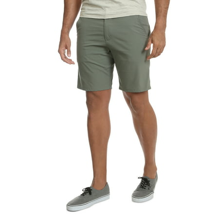 Wrangler Men's Outdoor Performance Flat Front - Wrangler Indigo Shorts