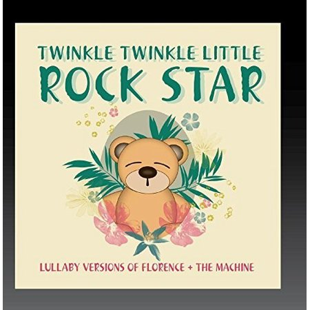 Lullaby Versions of Florence + the Machine (CD)