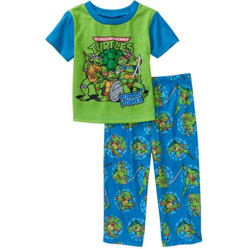 Nickeloedon Teenage Mutant Ninja Turtles Baby Boys' 2-Piece PJ Set