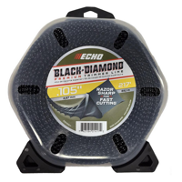 "Echo .105"" Black Diamond Trimmer Line 217 ft spool 330105071"