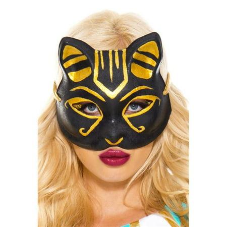 Egyptian Cat Mask - image 1 of 1