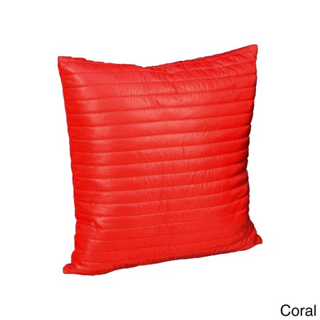 Epoch Hometex, Inc Quilted Lightweight Nylon Decorative Pillow