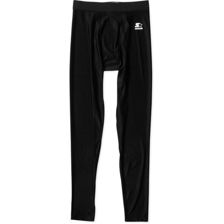 9d73b9c37ce9b Starter - Starter - Men's Basic Compression Pants - Walmart.com