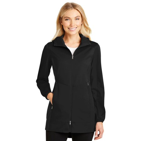 Port Authority Women's Ladies Active Hooded Soft Shell Jacket Ladies Thermal Shell Jacket