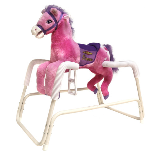 Rockin' Rider Princess Spring Horse by Tek Nek Toys