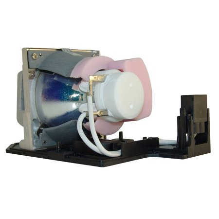 Lutema Economy Bulb for Optoma TX542-3D Projector (Lamp with Housing) - image 2 of 5