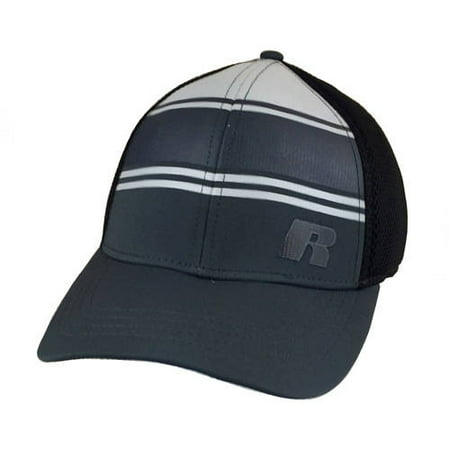 81749217c70 Men s Russell Striped Hat SM - Walmart.com