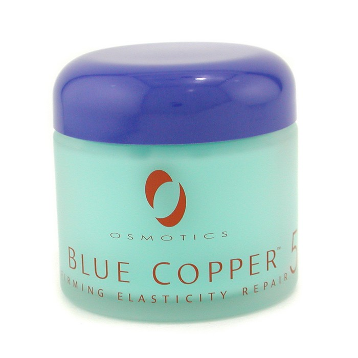 Osmotics - Blue Copper 5 Firming Elasticity Repair - 240ml/8oz PHYTO 9 Nourishing Day Cream with 9 Plants 1.70 oz (Pack of 3)