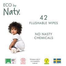 Toddler Wipes: Eco by Naty