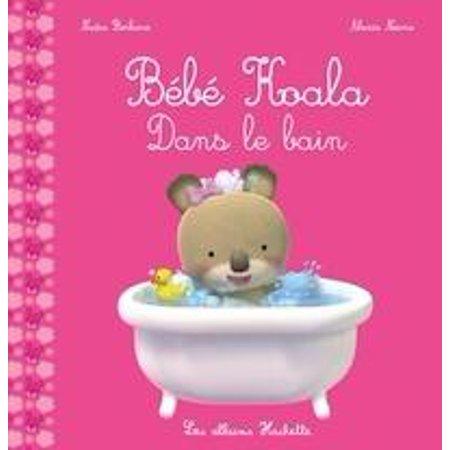 Bébé Koala / Dans la bain (French Book) - image 1 of 1