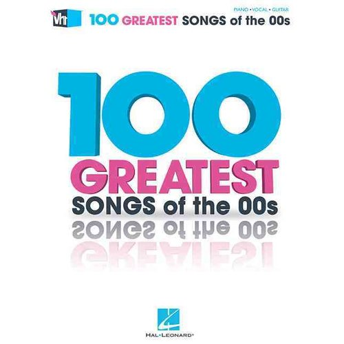 Vh1 100 Greatest Songs of the '00s: Piano-vocal-guitar