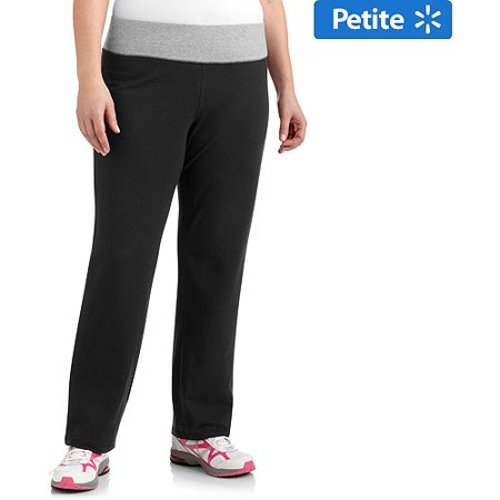 d20f88b45f8f45 Danskin Now - Women's Plus-Size Petite Yoga Pant with Printed ...