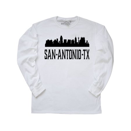 Party City In San Antonio Texas (San Antonio Texas City Skyline Long Sleeve)