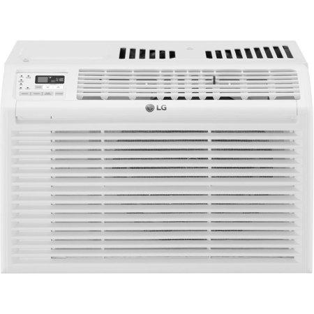 Lg 6 000 Btu Window Air Conditioner With Remote  Lw6017r