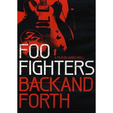 Sony Music Foo Fighters-back & Forth [dvd]
