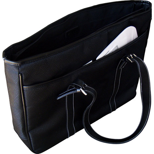 Inland Women's Lady Liza Notebook Shoulder Bag for Laptops up to 17.3""