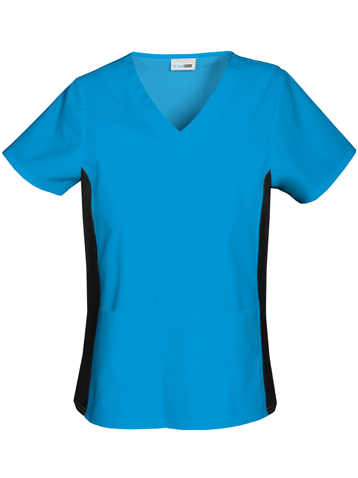 Scrubstar Women's Premium Collection Flexible V-Neck Scrub Top