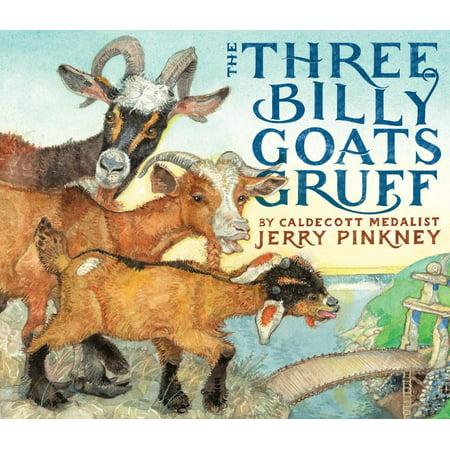 The Three Billy Goats Gruff (The Three Little Billy Goats Gruff Story)