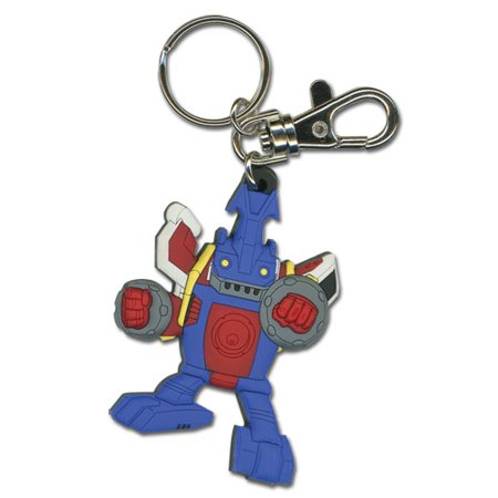 Key Chain - Digimon Fusion - New Balliston Toys Anime Ring