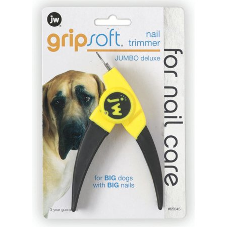 Guillotine Dog Nail Clipper - JW GRIPSOFT DELUXE NAIL TRIMMER