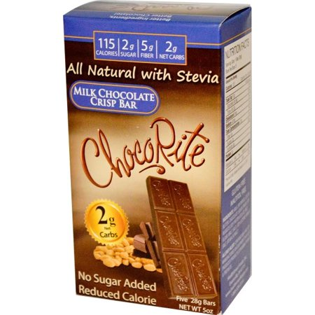 Chocorite - Milk Chocolate Crisp Bar 5/5 oz