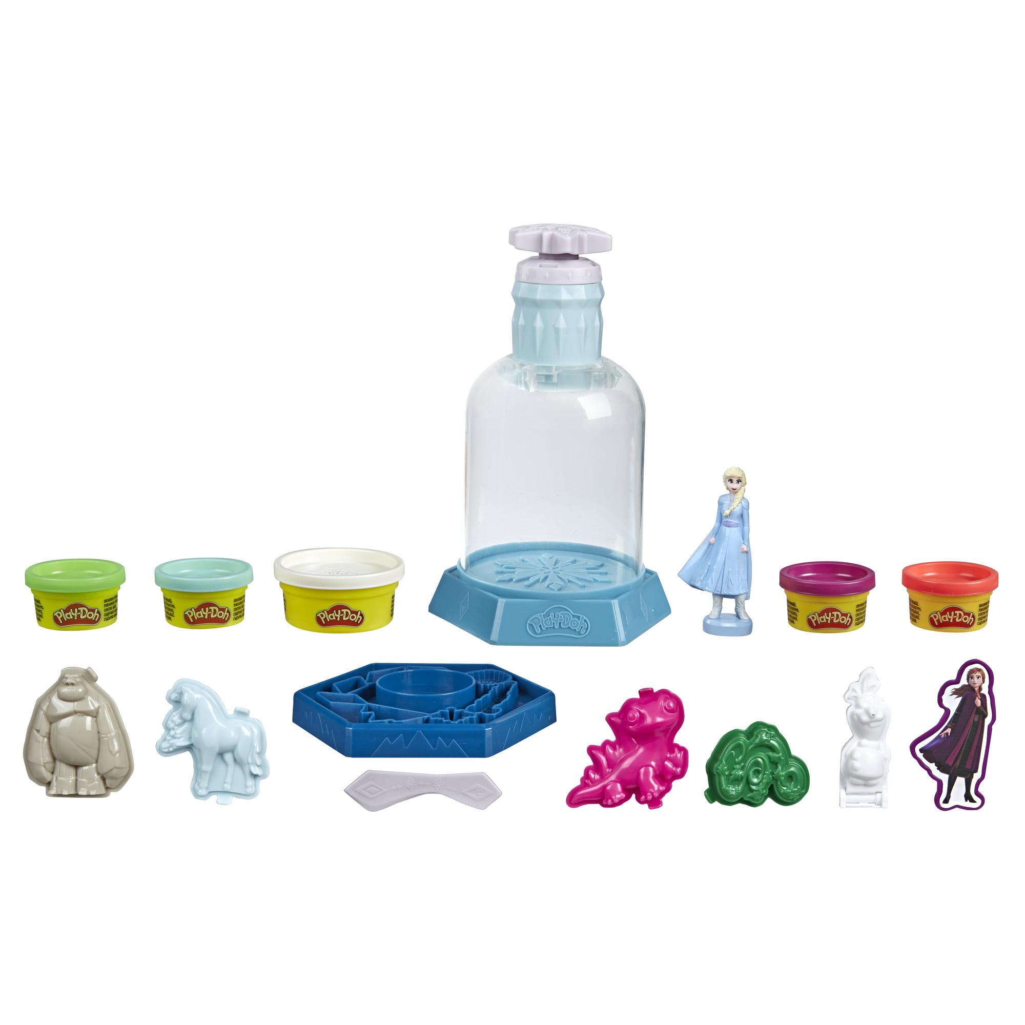 Kids Unicorn Play Dough Set Magic Accessories Shapes Creative Toy Xmas Gift New