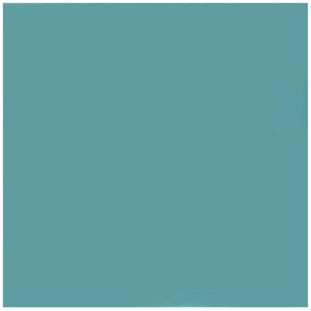 3dRose Plain teal blue - simple modern contemporary solid one single color - turquoise blue-green, Ceramic Tile Coasters, set of 4