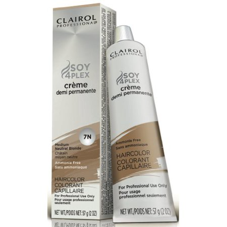 Clairol Cr Ef Bf Bdme Demi Permanent Hair Color