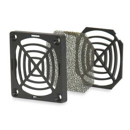 DAYTON Fan Filt Guard Assembly,Fan Size 2-3/8I 3RP18