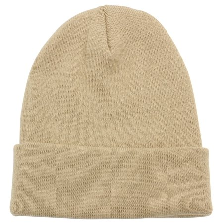 a4d7b4c17f737 cuffed plain skull beanie hat   cap