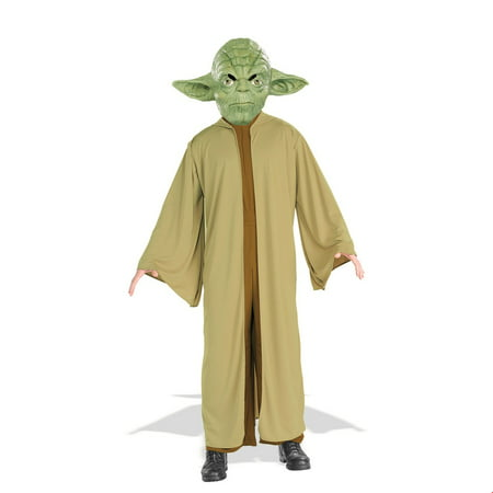 Star Wars Yoda Deluxe Adult Costume (Quality Star Wars Costumes)