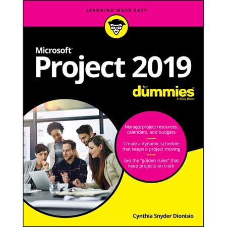 Microsoft Project 2019 for Dummies ()