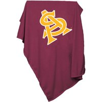 Logo Chair NCAA Arizona State Sweatshirt Blanket