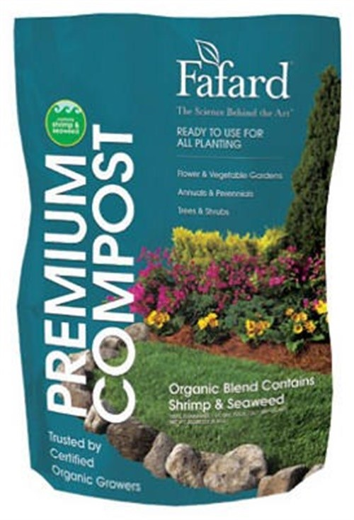 CUFT PRM Organ Compost by Sungro Horticulture