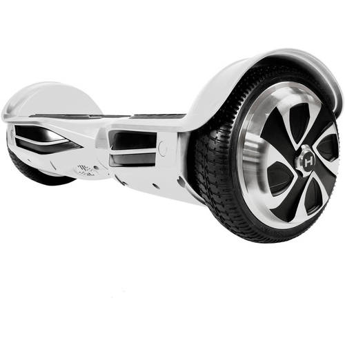 HOVERZON XLS Hoverboard: Play Music Anywhere w/ Bluetooth® Speakers; Beginner Friendly; Manage w/ Android/iOS App